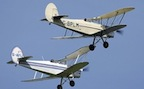 Biplane Formation Flying Experience